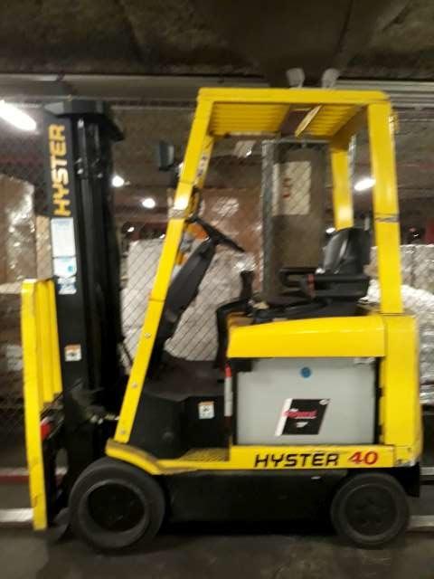 Hyster Forklift - R 67252