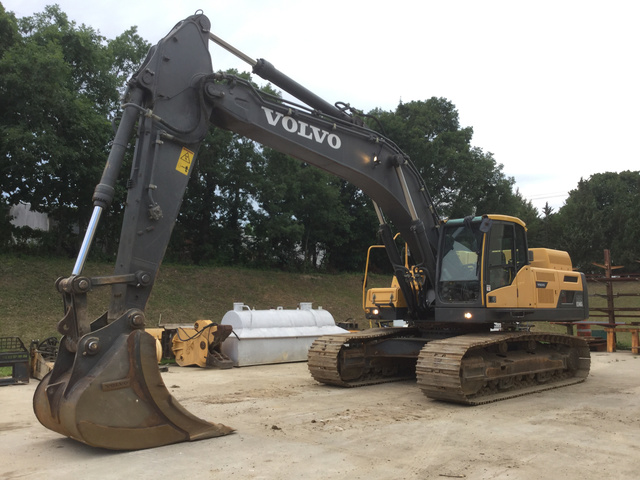 Volvo Excavators For Sale | IronPlanet