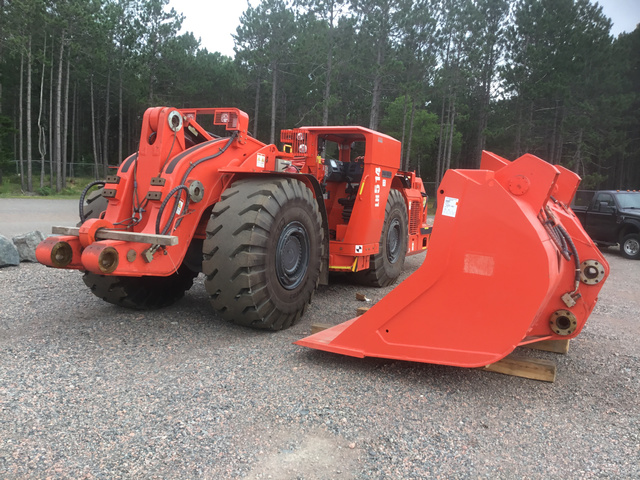 Used Underground Mining Equipment For Sale IronPlanet