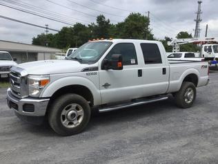 Pickup-lastebiler