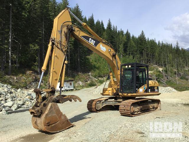 2006 Cat 324DL Track Excavator, Hydraulic Excavator