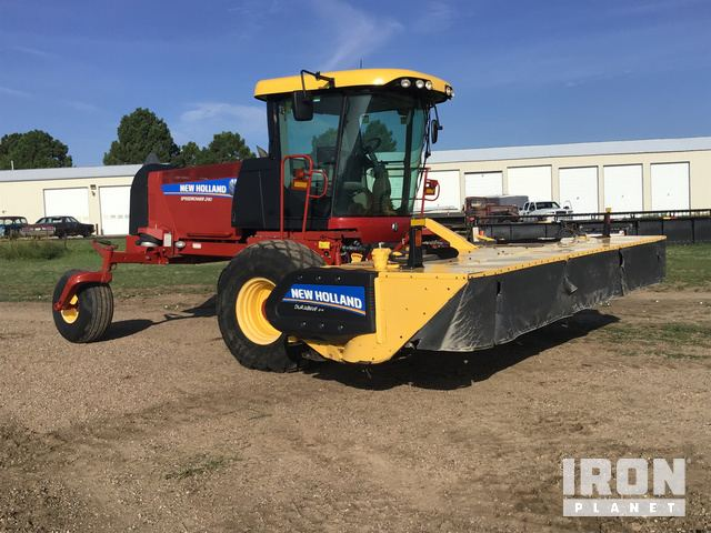 2014 New Holland Speedrower 240 Swather/Windrower