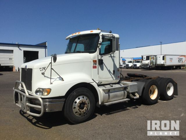 2007 International 9400i T/A Day Cab Truck Tractor in Rogers