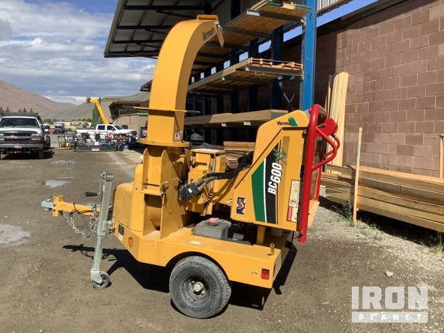 2013 Vermeer BC600XL Chipper in Hailey, Idaho, United States ... on