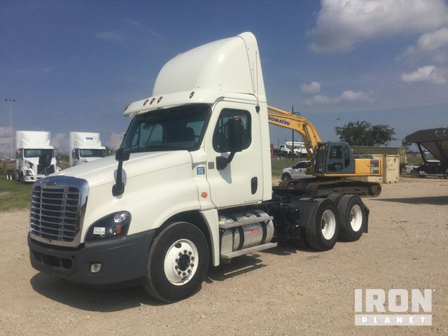 2013 Freightliner Cascadia >> 2013 Freightliner Cascadia 125 T A Day Cab Truck Tractor