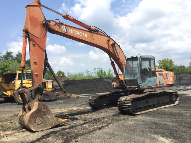 Hitachi EX200LC-3 Track Excavator