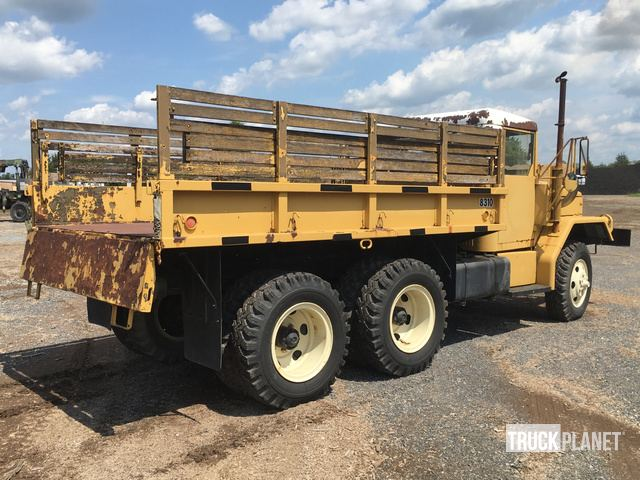 AM General M35A2 6x6 Cargo Truck in Middletown, Pennsylvania