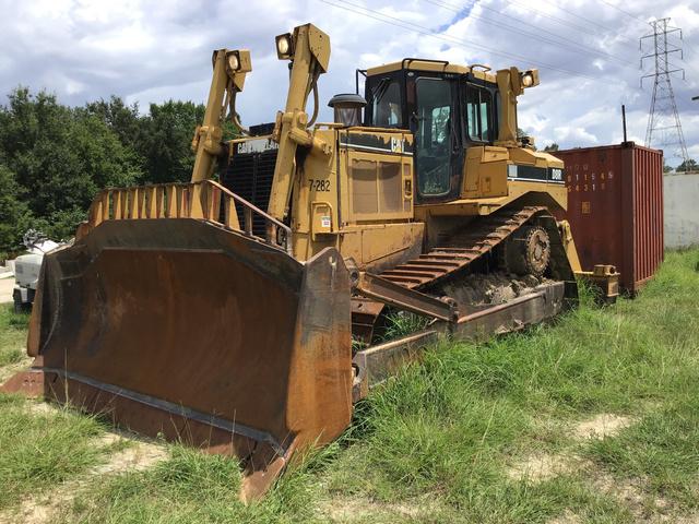 Cat D8R Series II Crawler Dozer