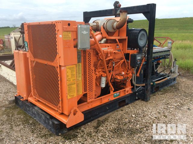 2011 NLB 10405DB Water Blaster in Houston, Texas, United