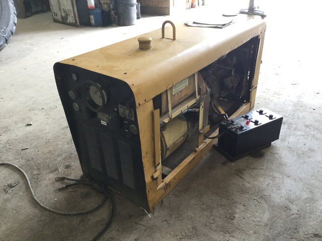 Hobart GR-303 Engine Driven Welder