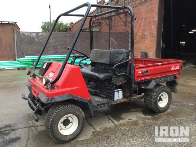 Kawasaki Mule 2010 4x4 Utility Vehicle In Cleveland Ohio