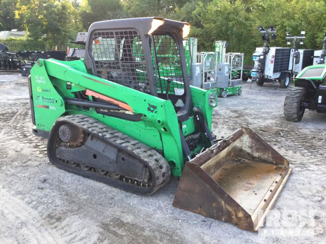 Surplus 2014 Bobcat T550 Compact Track Loader in Sanford