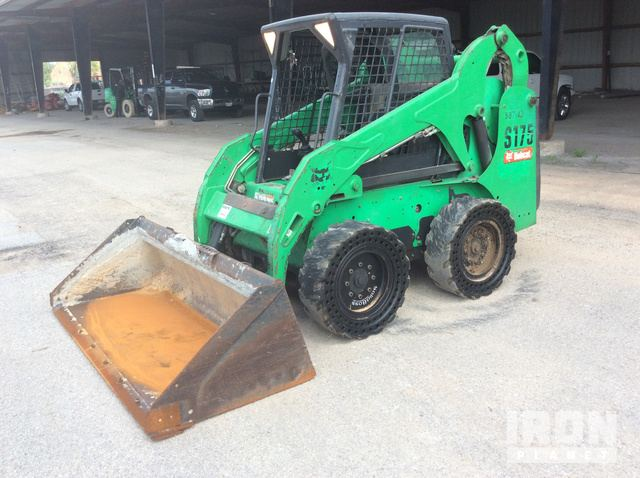 Bobcat S175 Skid Steer Loader Specs Dimensions RitchieSpecs