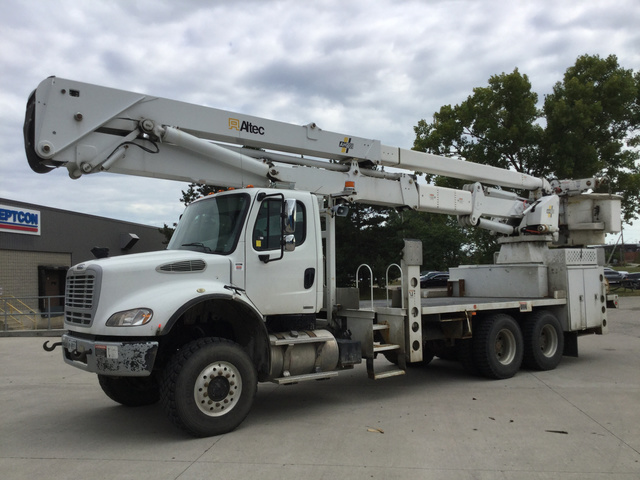 Bucket Trucks For Sale | IronPlanet