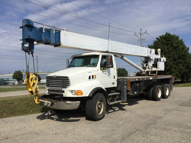 Boom Trucks For Sale   GovPlanet
