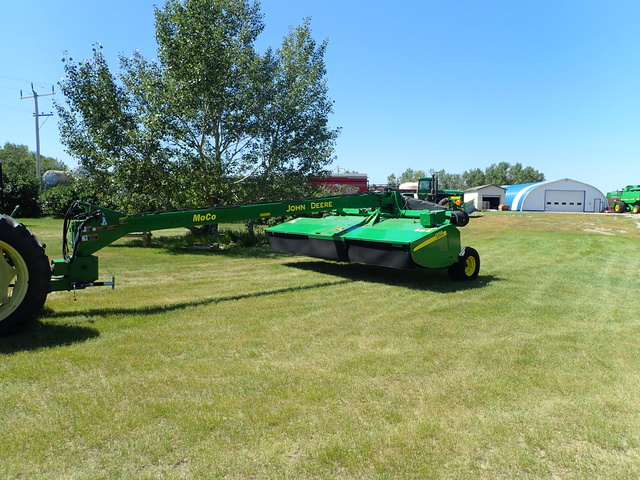 2012 John Deere 956 Mower Conditioner