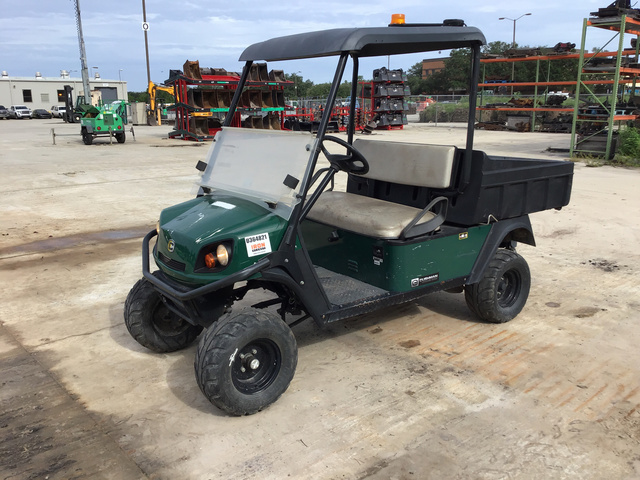 2014 Cushman 1200XG Utility Vehicle