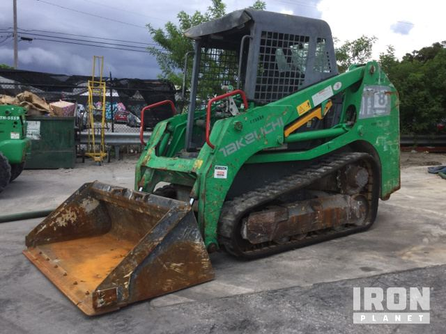 TAKEUCHI Compact Track Loader for sale   Ritchie Bros