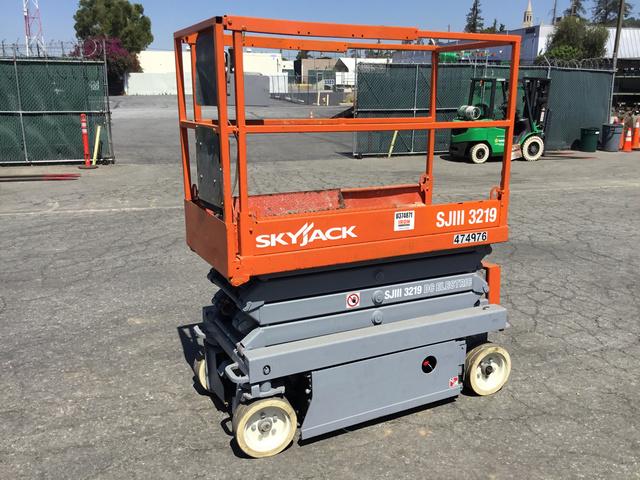 2012 Skyjack SJIII 3219 Electric