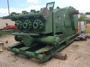Öl & Gas Bohrausrüstung