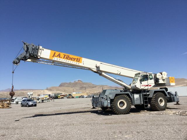 Mobile Cranes For Sale | GovPlanet