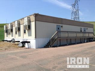 Portable Structures For Sale   IronPlanet