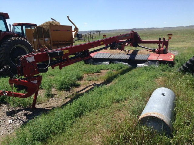 Mower Conditioner Agriculture For Sale   IronPlanet