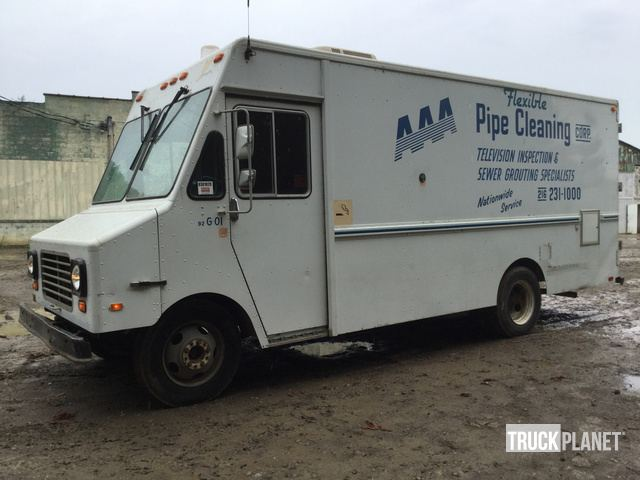 Surplus 1992 GMC P3500 Step Van in Cleveland, Ohio, United