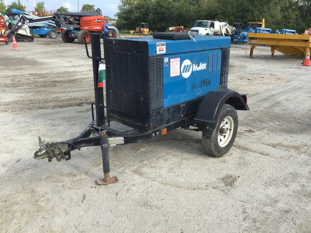 Miller Welders For Sale >> 2013 Miller Big Blue 300 Pro Engine Driven