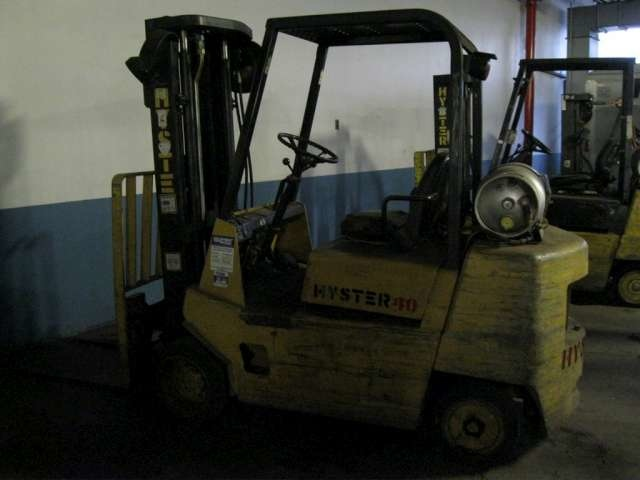 Hyster S40XL Forklift - R 66088