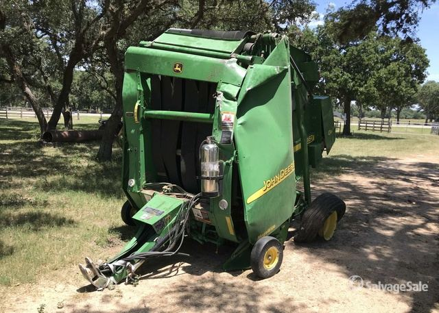 John Deere 582 Silage Special Baler Specs & Dimensions