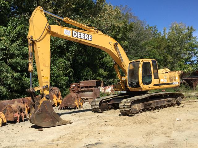John Deere Excavators For Sale | IronPlanet