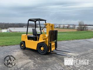 Forklifts For Sale   IronPlanet
