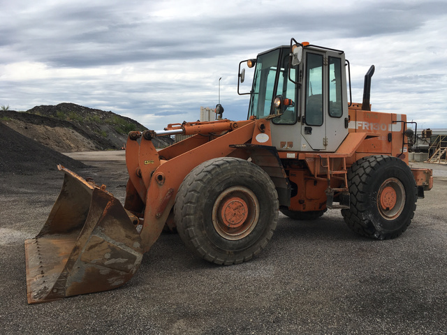 Wheel Loaders For Sale | IronPlanet