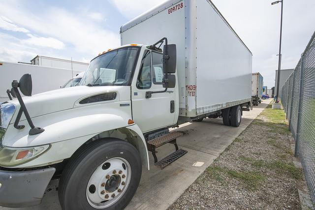 2013 Freightliner M2 106 Cargo Truck
