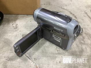 Panasonic AJ-SDC915P Video Camera w/Case