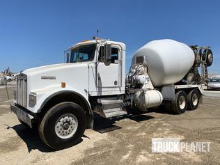 Mixer Trucks For Sale | GovPlanet