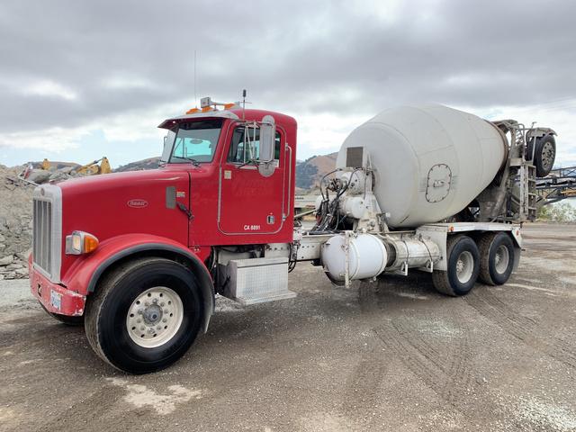 Mixer Trucks For Sale | IronPlanet