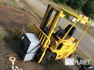 Electric Forklifts For Sale   GovPlanet