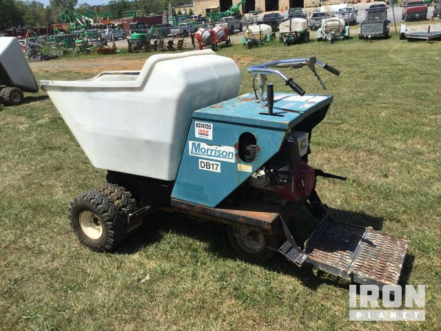 Morrison DB17P Concrete Buggy in Winchester, Virginia
