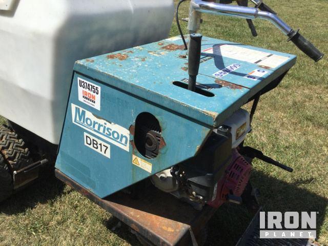 Morrison DB17P Concrete Buggy
