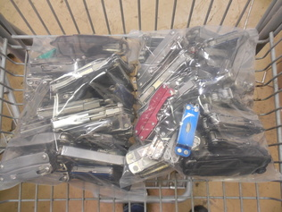 Confiscated Personal Property