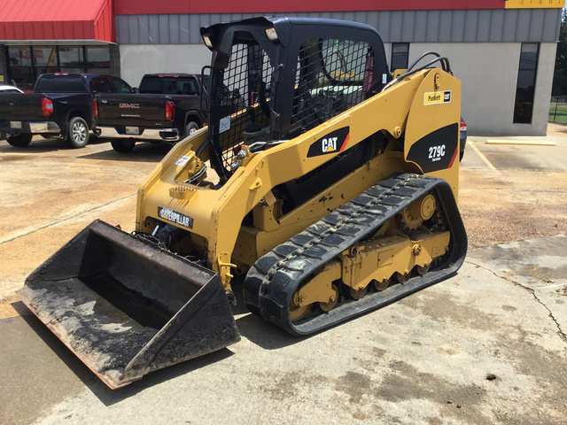 2011 Cat 279C Compact Track Loader