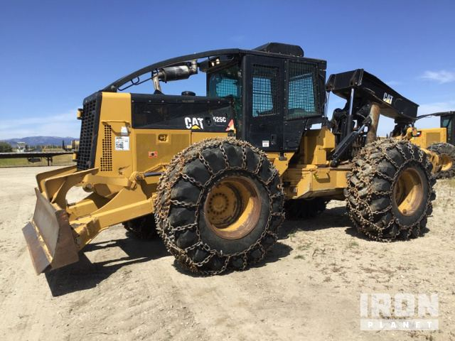 Caterpillar 528 Skidder Specs & Dimensions :: RitchieSpecs