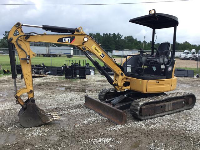 2011 Cat 303 5DCR Mini Excavator