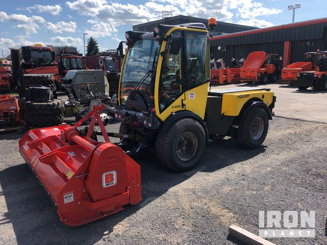 2015 Holder C992 Industrial Tractor, Utility Tractor