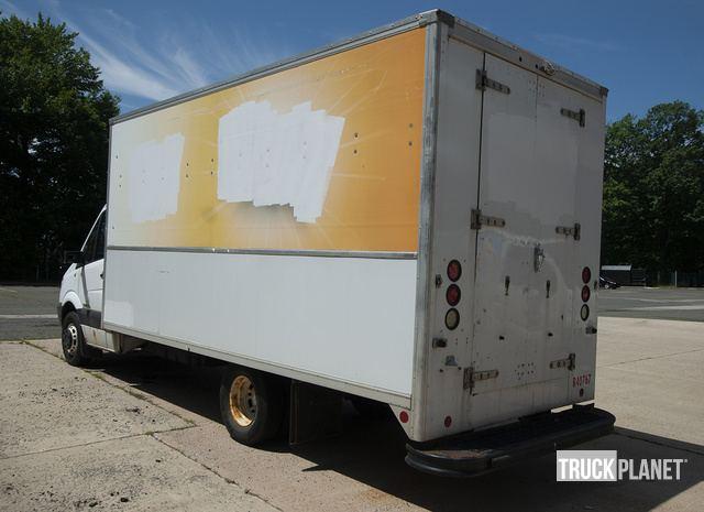 Surplus 2009 Dodge Sprinter 3500 Cargo Van in South Windsor