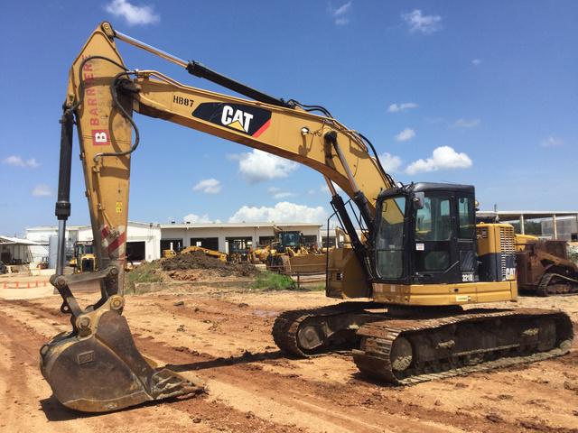 Cat Excavators For Sale | IronPlanet