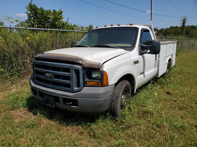 Ford Service/Utility Trucks For Sale | IronPlanet