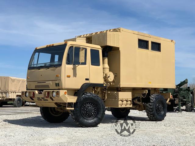Light Medium Tactical Vehicle (LMTV) For Sale | IronPlanet